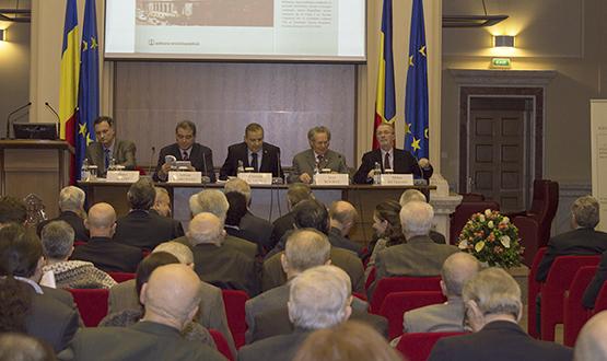 Lansarea cărții Prof. Univ. Dr. Ioan Scurtu în cadrul B.N.R.