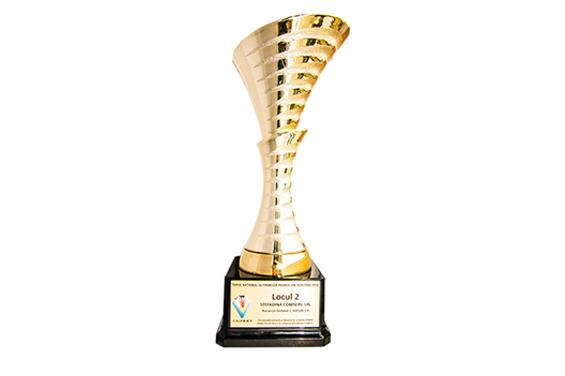 Cupa Locul 2 Topul National al Firmelor 2016
