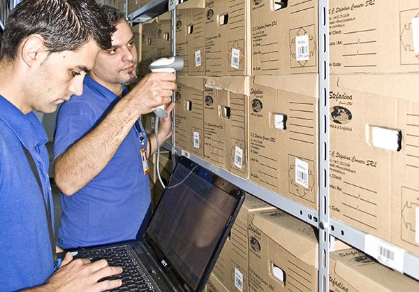 - Document storage