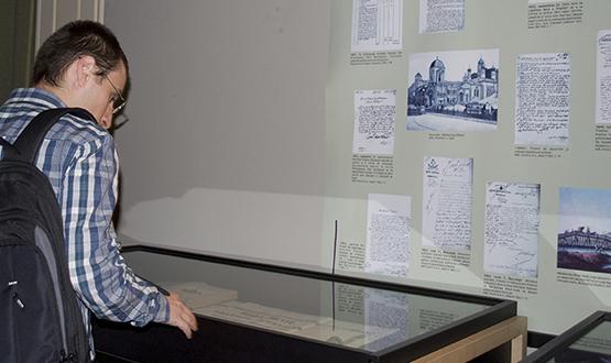 În vizită la Arhivele Naționale