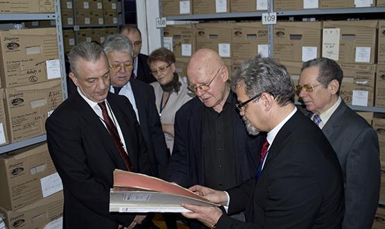 Vizită de documentare și schimb de experiență în cadrul firmei S.C. Stefadina Comserv S.R.L.
