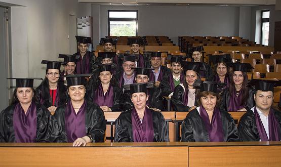 Examen de licență, promoția 2010-2013