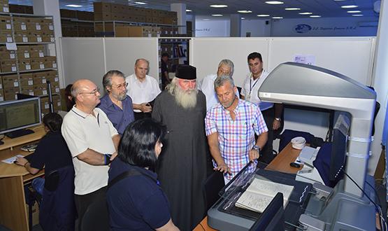 Vizită I.P.S. Ioan Selejan, Arhiepiscopul Covasnei și Harghitei, în cadrul S.C. Stefadina Comserv S.R.L