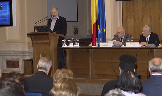 """Lansarea volumului ,,Profesioniștii noștri 14. Nicolae Șt Noica la 70 de ani"""""""
