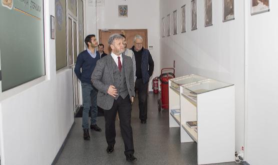 Vizită reprezentanți Arhiepiscopia Bucureștilor