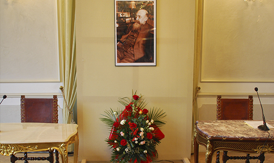 Comemorare Nicolae Iorga