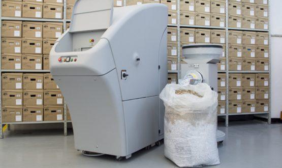 Eliminarea (distrugerea) securizată a documentelor