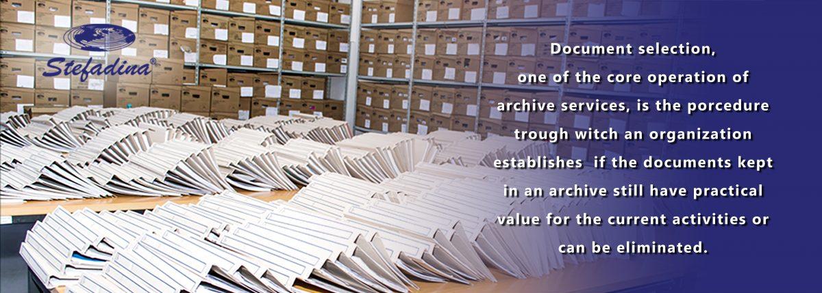 Archiving company Stefadina