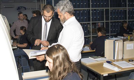 Vizita reprezentanților Companiei Imka Arșivcilikte Marka– Turcia