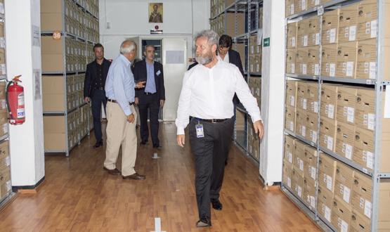 Vizita reprezentanților Companiei Archeiothiki – Grecia