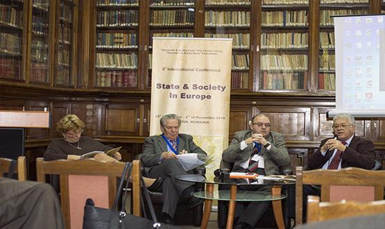 """Conferinţa Internaţională ,,Stat şi societate în Europa"""", ediţia a IX-a"""