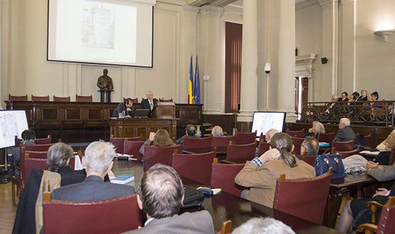 Vizită la Academia Română