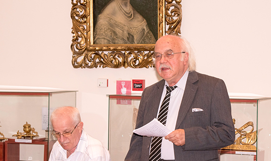 """National Scientific Session """"100 years since the fighting in Marasti and Marasesti"""" – Focsani"""