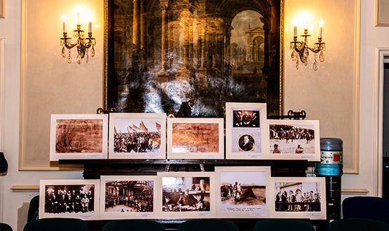 Une exposition consacrée au Centenaire de la Grande Union