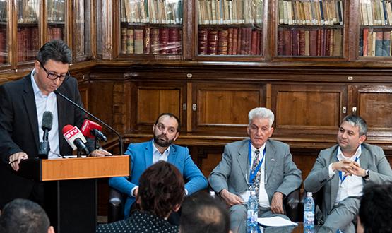 """Conferința Științifică Internațională """"Politică. Diplomație. Cultură"""""""