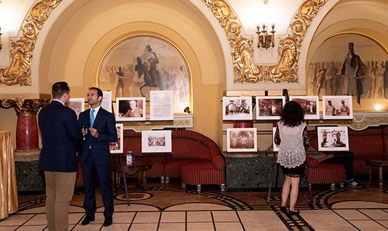L'exposition «Militaires américains et français sur le front roumain de la Grande Guerre»