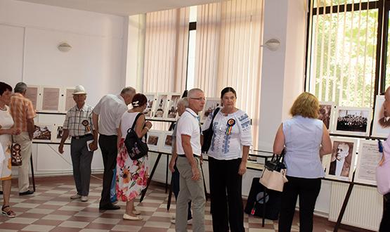 Cours d'été de l'Université «Nicolae Iorga», 12-17 août 2018
