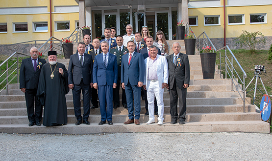 """The """"90th Anniversary of the Inauguration of the Heroes Nation Cross"""" (Caraiman Peak)"""