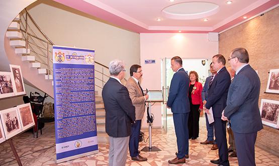 """Evenimentul ,,90 de ani de la inaugurarea Crucii Eroilor Neamului"""" (Vârful Caraiman)"""
