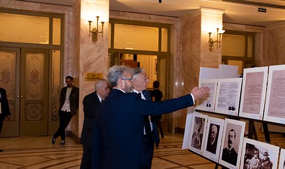 """Lansare de carte ,,Consiliul Tehnic Superior şi lucrările publice aprobate de acesta – la 100 de ani"""", de prof. ing. Nicolae NOICA"""