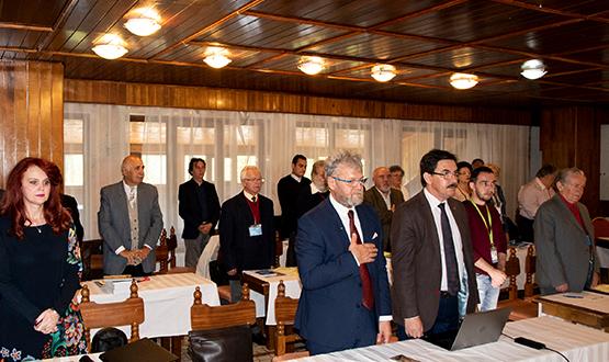 """Sesiunea Naţională de Comunicări Ştiinţifice ,,Românii din sud-estul Transilvaniei. Istorie. Cultură. Civilizaţie"""", ediţia a XXIV-a"""